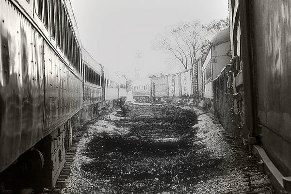 Photograph - Steam Railroading 2 by Scott Hovind