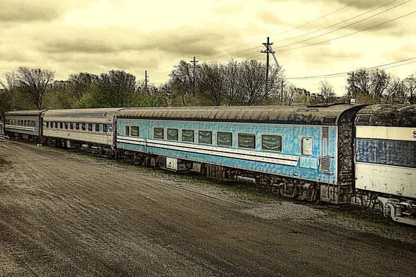 Photograph - Steam Railroading 4 by Scott Hovind