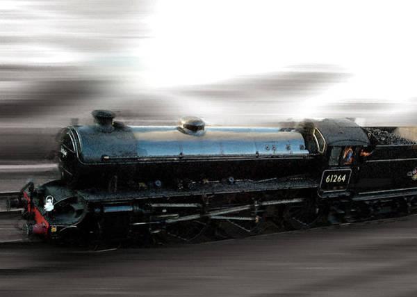 Photograph - Steam Train  by Cliff Norton