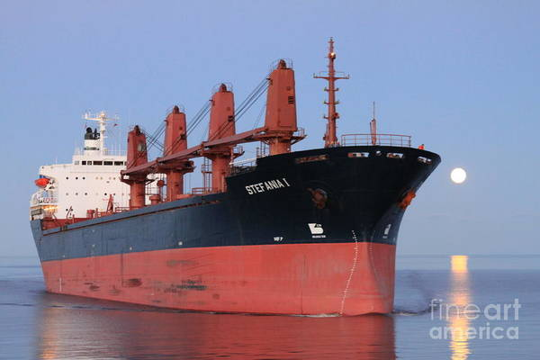 Wall Art - Photograph - Stef Ania I Ship by Lori Tordsen