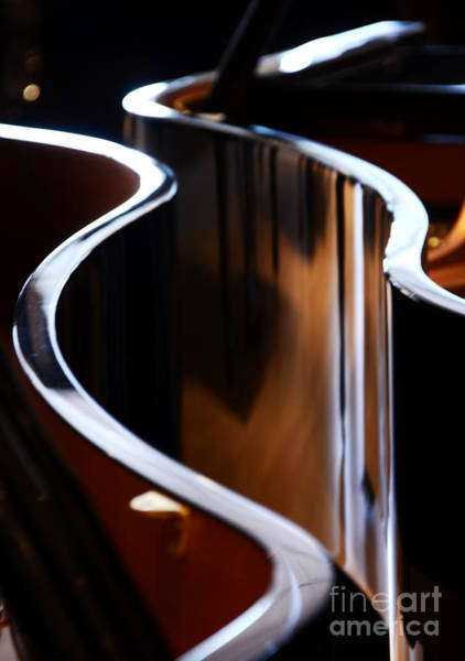 Photograph - Steinway Lines by Steve Somerville