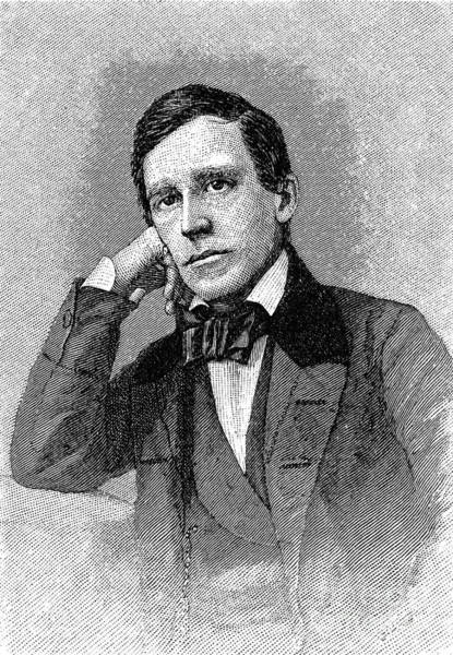 Collin Photograph - Stephen Collins Foster (1826-1864) by Granger