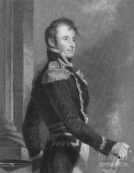 Epaulette Photograph - Stephen Decatur (1779-1820) by Granger