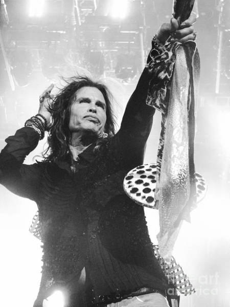 Photograph - Steven Tyler by Traci Cottingham