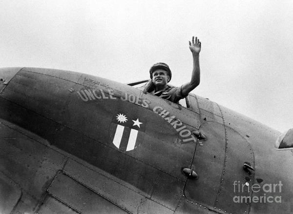 Photograph - Stilwell - Plane C1943 by Granger
