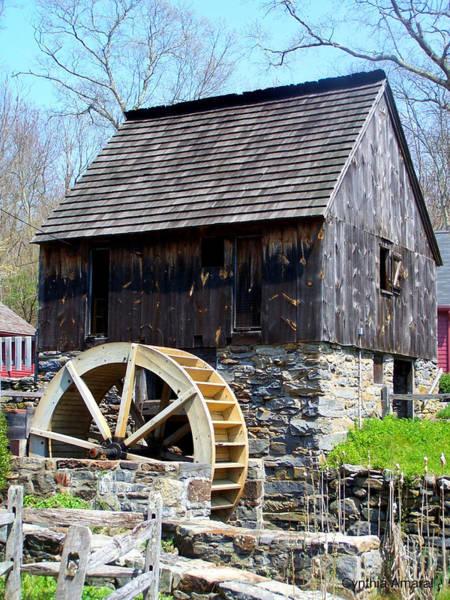 Photograph - Stone Barn  by Cynthia Amaral