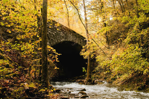 Photograph - Stone Bridge by John Kiss