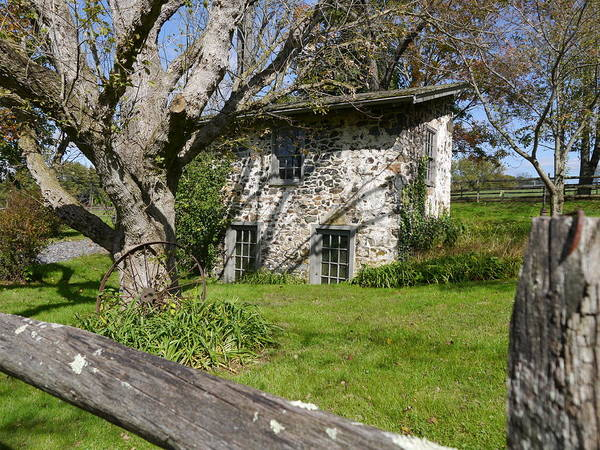 Photograph - Stone Cottage by Richard Reeve