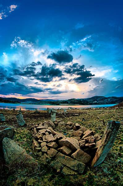 Photograph - Stone by Okan YILMAZ