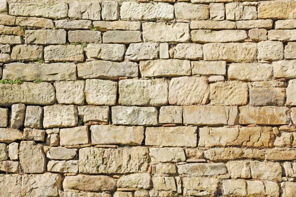 Photograph - Stone Wall by Matthias Hauser