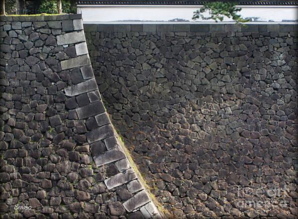 Photograph - Stone Walls by Eena Bo