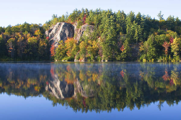 Photograph - Stonehouse Pond  by Larry Landolfi