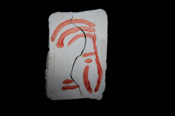 Ceramic Art - Stones 1 by Gloria Ssali