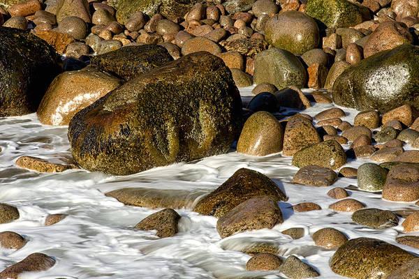 Photograph - Stones by Sara Hudock