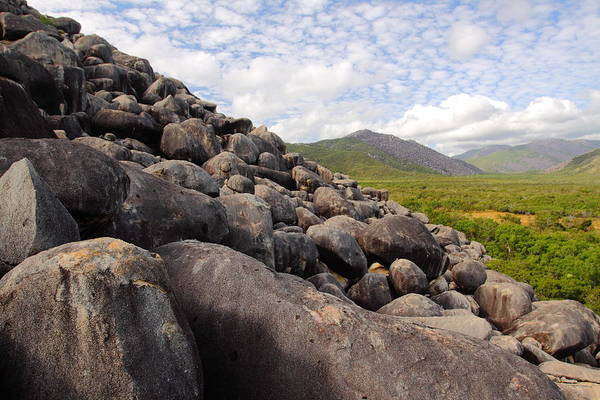 Melville Photograph - Stonescape by Bruce J Robinson