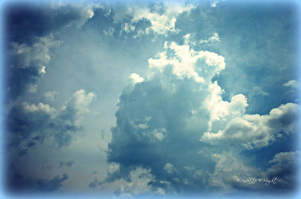Photograph - Storm Clouds - 4 by Paulette B Wright