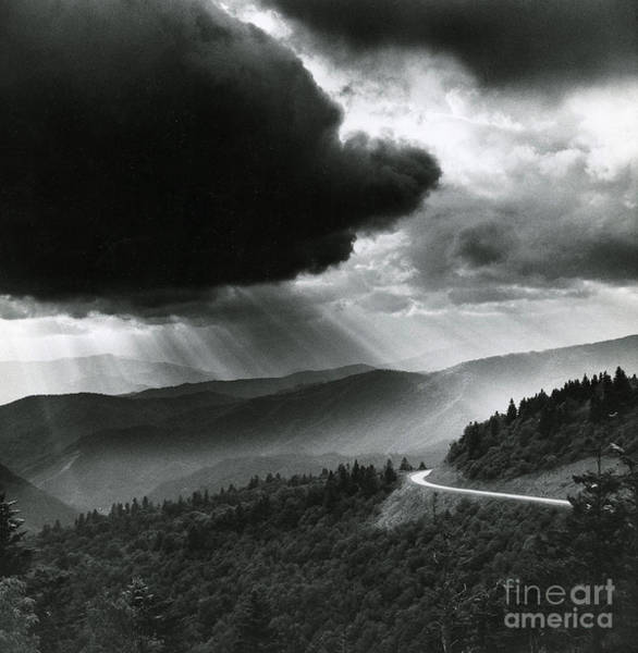 Photograph - Storm Clouds by Bruce Roberts and Photo Researchers