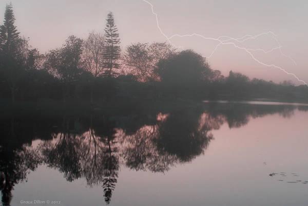 Photograph - Stormy Monday by Grace Dillon
