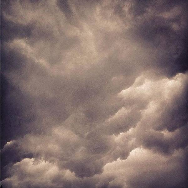 Blackandwhite Wall Art - Photograph - Stormy Weather by Cameron Bentley