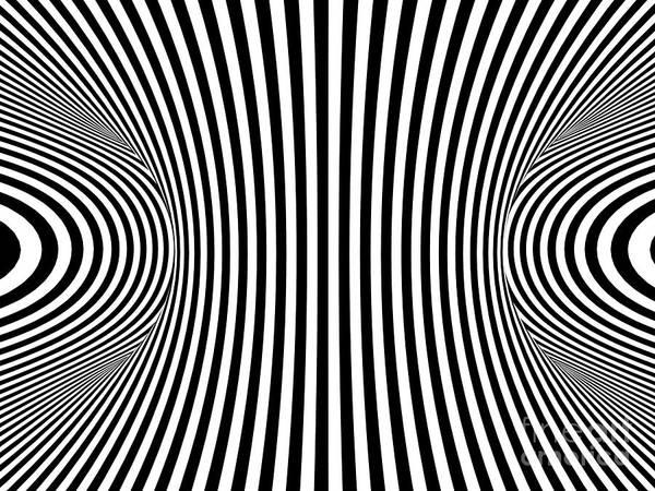 Deja Vu Digital Art - Straight by Steve Young