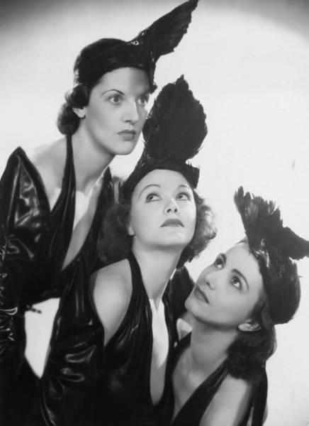 Revue Photograph - Streamline Revue by Sasha