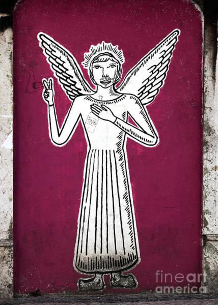 Wall Art - Photograph - Street Angel by John Rizzuto