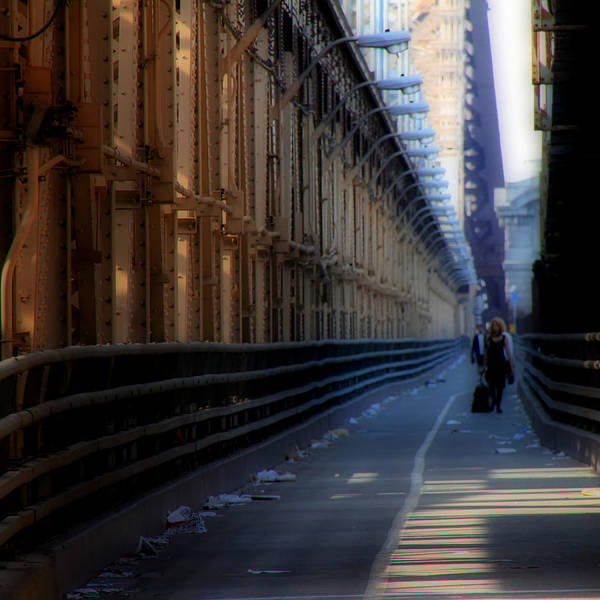 Photograph - Streets Of New York 14 by Andrew Fare