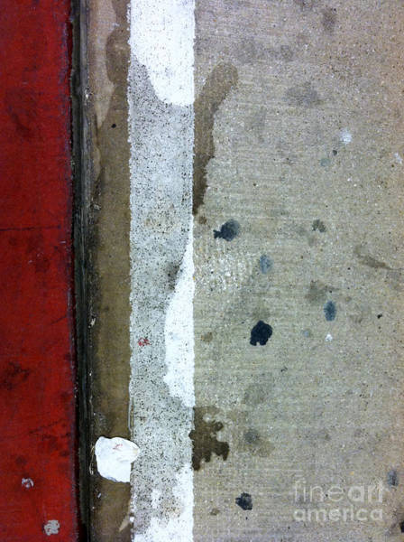 Photograph - Streets Of New York Abstract Twelve by Marlene Burns
