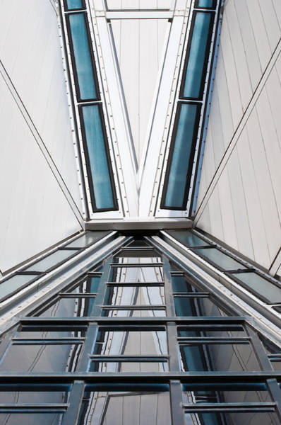 Photograph - Structure Reflections by Colleen Coccia