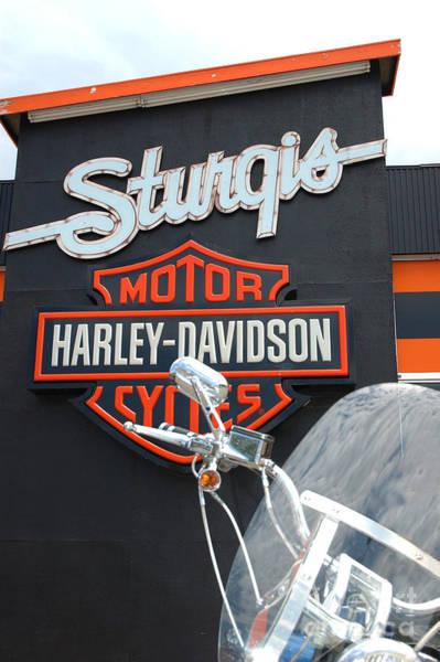 Wall Art - Photograph - Sturgis Harley Store by Micah May