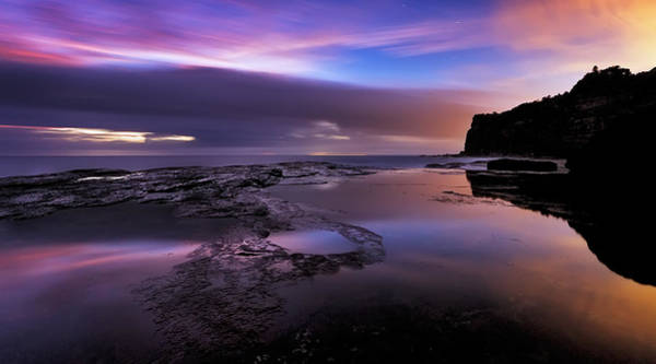 Photograph - Subtleties Of First Light by Mark Lucey