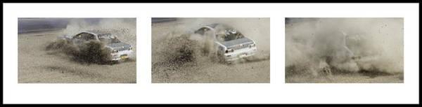 Litter Photograph - Sudden Stop by Nigel Jones