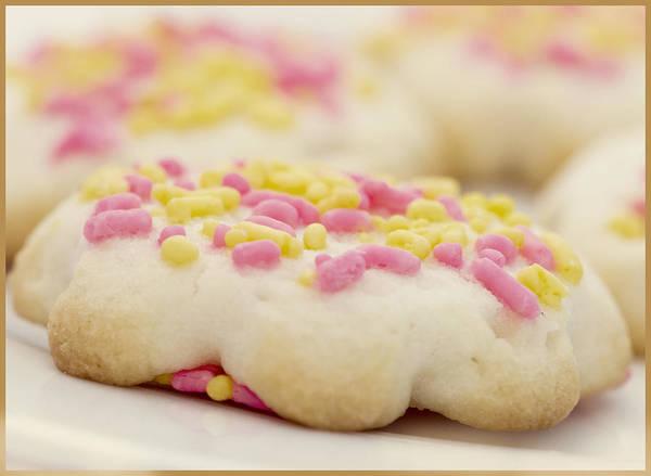 Photograph - Sugar Cookies by Juli Scalzi