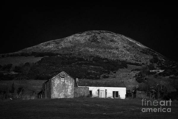 Wall Art - Photograph - Sugarloaf Hill Sturgan Brae South Armagh Northern Ireland by Joe Fox