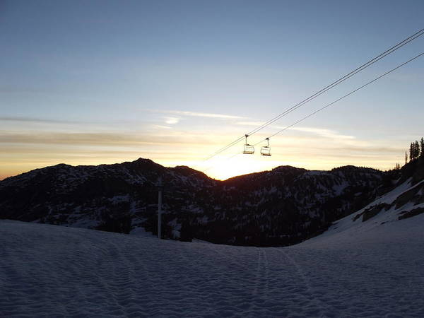 Photograph - Sugarloaf Sunrise by Michael Cuozzo