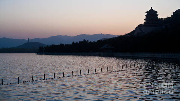 Beijing Photograph - Summer Palace Serenity by Mike Reid