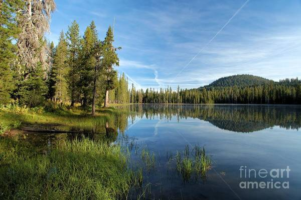 Photograph - Summit Lake Shores by Adam Jewell