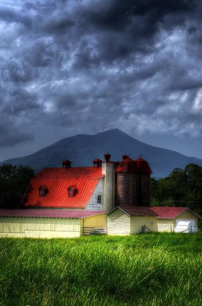 Wall Art - Photograph - Sun After A Storm by Steve Hurt