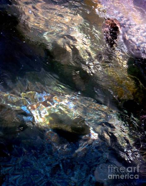 Digital Art - Sun On Water by Dale   Ford