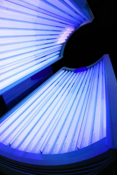 Wall Art - Photograph - Sunbed by Veronique Leplat