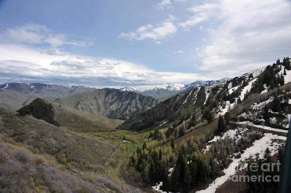 Photograph - Sundance Valley View by Dan Friend