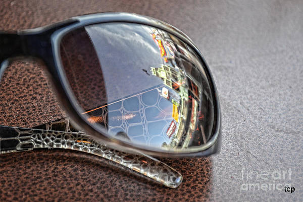 Photograph - Sunglass Strip by Traci Cottingham
