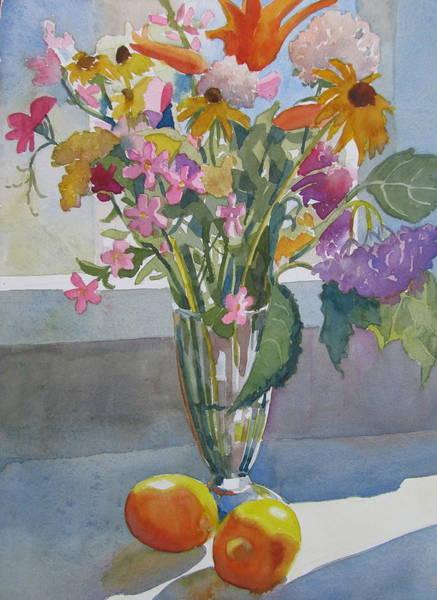Painting - Sunlit by Sharon Lehman