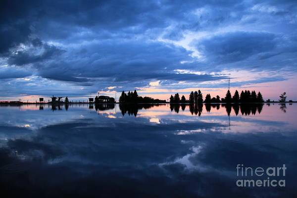 Photograph - Sunrise At Lake Tahoe by Adam Jewell