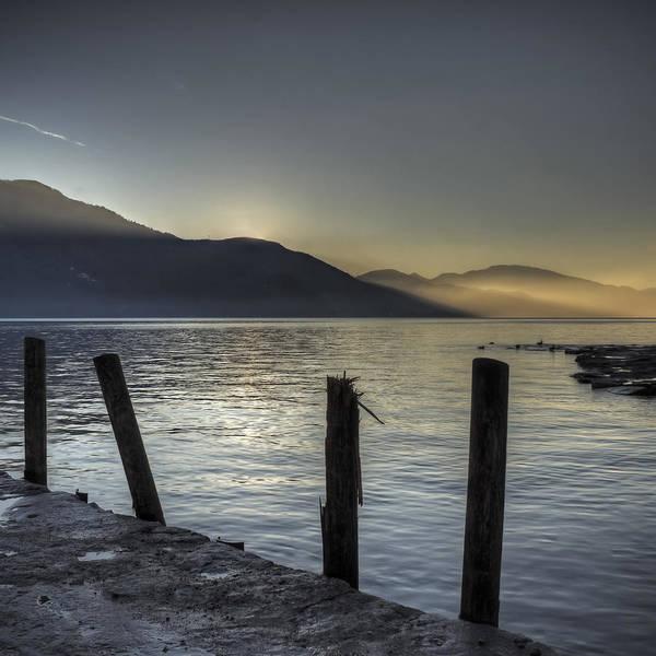 Lake Maggiore Photograph - Sunrise by Joana Kruse