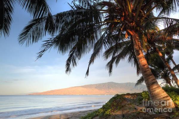 Wall Art - Photograph - Sunrise On South Maui Beach Hawaii by Dustin K Ryan