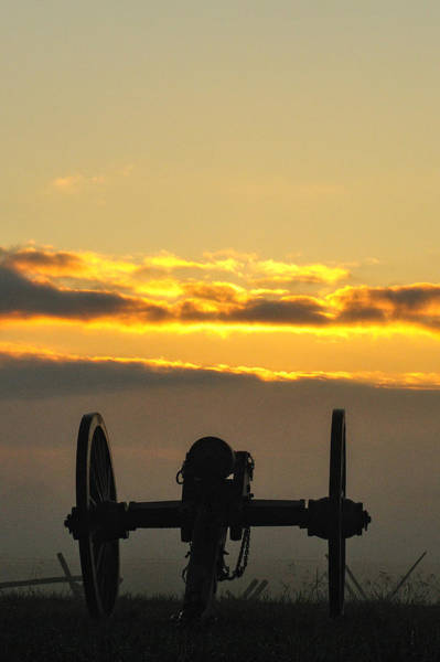 Sunrise On The Battlefield Art Print