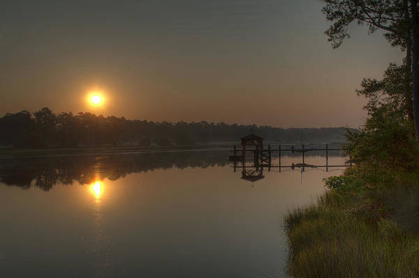 Photograph - Sunrise On The Calabash River by At Lands End Photography