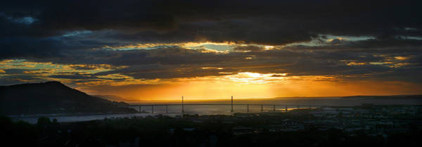 Photograph - Sunrise Over Kessock by Joe Macrae