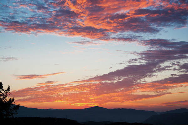 Photograph - Sunrise by Peter Dyke